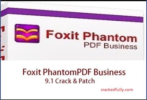 Foxit PhantomPDF cracked