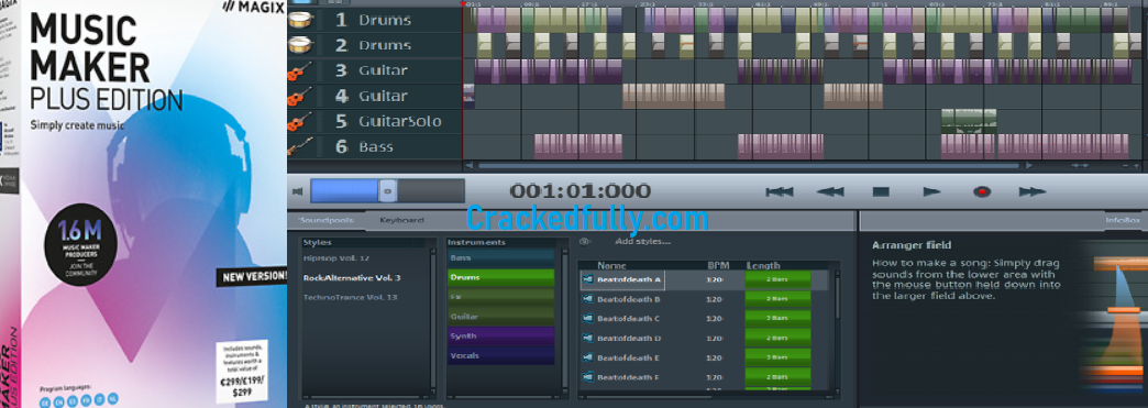 Magix Music Maker Serial Number